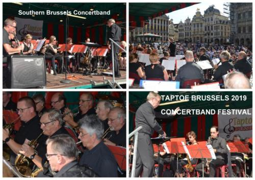 A SOUTHERN BRUSSELS CONCERTBAND