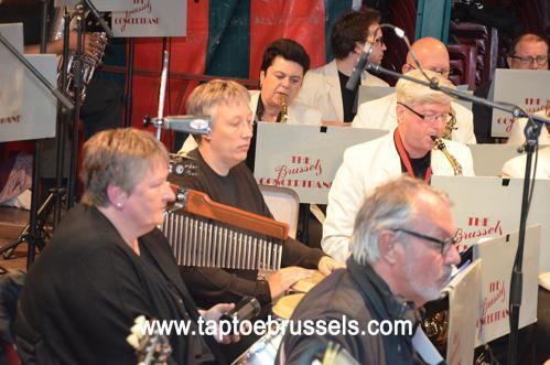 Brussels Concertband 2017