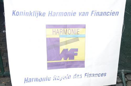 Kon. Harmonie van Financiën - Harm. Royale des Finances (Brussel - Bruxelles)