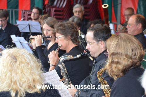 Southern Brussels Concertband 2017